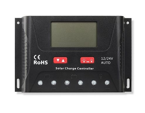 Voltage converter 30A for solar energy systems