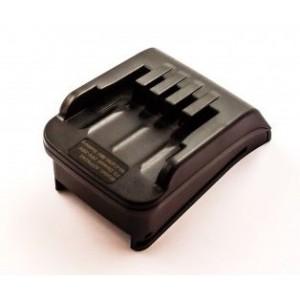 Adapter for DeWalt battery 20V - 36V NiCD + NiMH