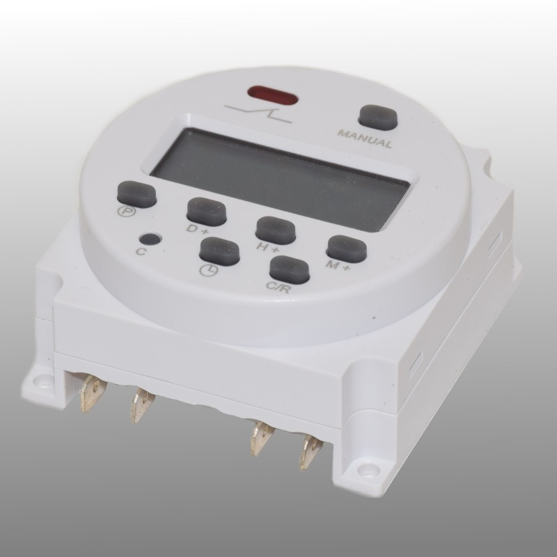 6 volt timer programmable