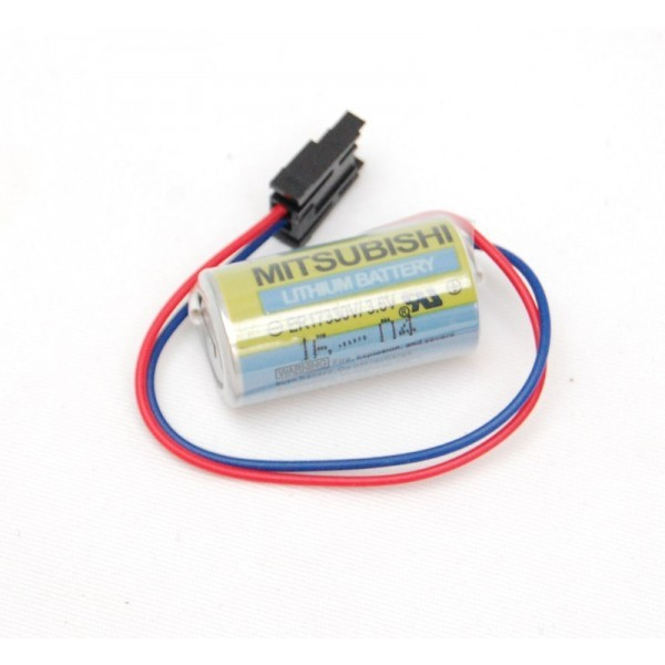 Mitsubishi Li-ion 3.6-3.7V 2.1Ah ER17330V original battery