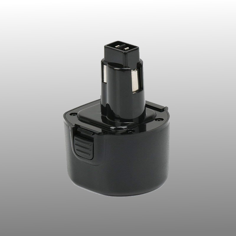 Vervangende Black&Decker accu 9.6V 1,5Ah NiCD