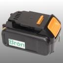replacement battery DeWALT 18V 3Ah li-ion DCB180