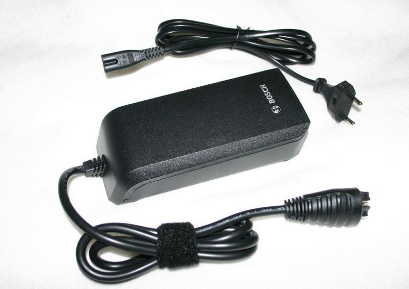 Bosch Active Performance 300, 400 en 500 Li-ion battery charger