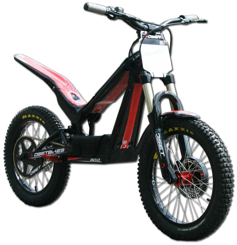 Trial Bike battery repair Oset 36V 16.8Ah Li-ion