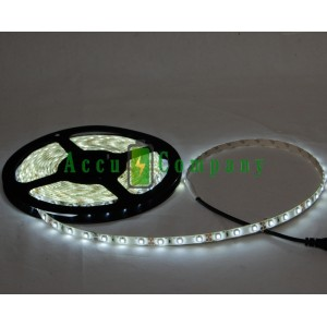 LED Strips 3528 white 60LED / m IP67 5 meters long