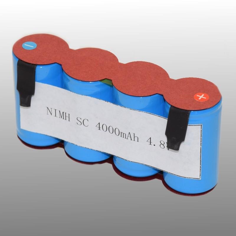 Gardena 45, 75 4Ah type 8816, 8802 replacement battery