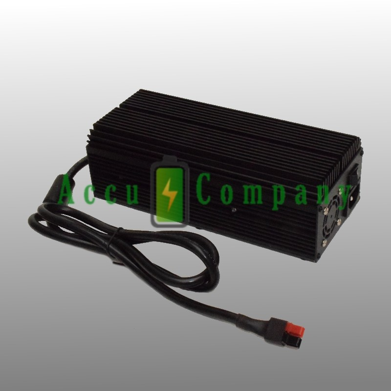 Battery charger for Li-ion packs of 48V
