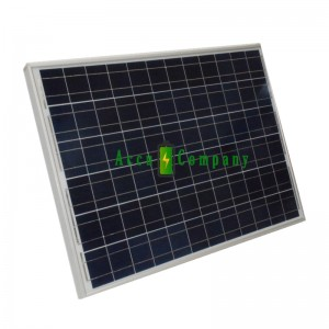 Solarpanel 36V 50W