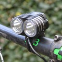 Bike lights LED 2000 Lumens