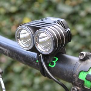 MTB, ATB fietsverlichting 2000 Lumen LED
