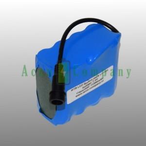 Reserve Battery 7.4V 11200mAh for LED MTB Bicycle Light