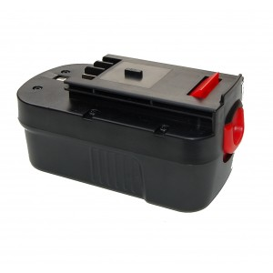 B & D 18V 2.1Ah NiMH A18 replica battery