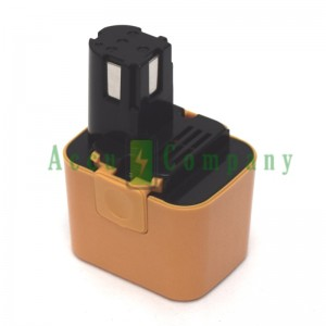 Replacement Battery for Panasonic 7.2V 2.1Ah NiMH screw machine