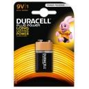 Duracell batterij alkaline 9 V