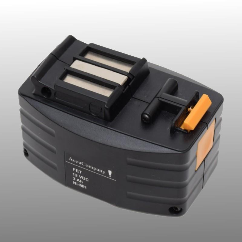 12V 3Ah NiMH batteries for Festool