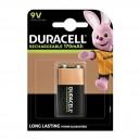Duracell batterij oplaadbaar 9V