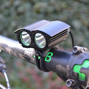 Bike lights LED 1600 Lumens