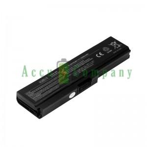 Battery for Toshiba Satellite U400, 4400mAh