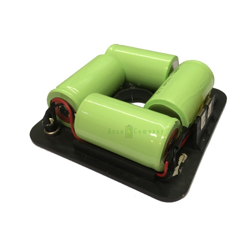 Repair battery pack Laser Mark 4.8 Volt 5Ah NiMH