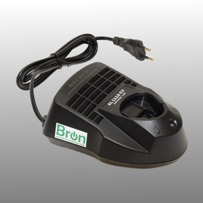 Bosch AL1115CV battery charger 10.8V Li-ion