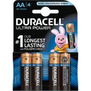 4x AA MN1500B4S Duracell Simply alkaline battery