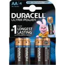Duracell ultra power batterij alkaline AA 4-blister