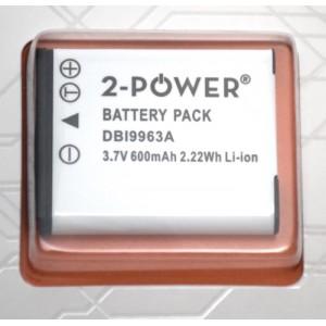 Nikon ENEL 19, ENEL19 600mAh Li-ion camera battery