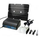 Solar lichtset met afstandsbediening