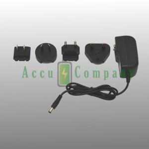 Battery charger for Li-ion packs of 10.8V