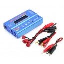 RC fast charger battery pack 1.2V ~ 20V 50W LiPo, NiMH, NiCd, LiFe, PB