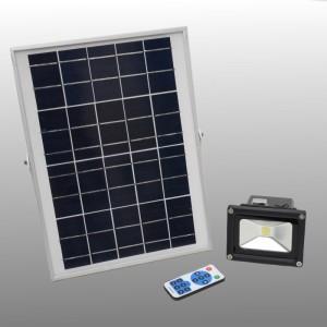 Solar LED buitenlamp 500 Lumen kippenhokverlichting