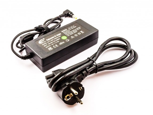 Laptop adapter voor HP 19V 3.16A 60W