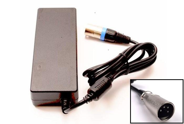 24 Volt 4 pins Sparta Ion DT Charger Li-ion