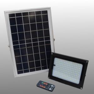 Solar LED buitenlamp 1000 lumen kippenhokverlichting