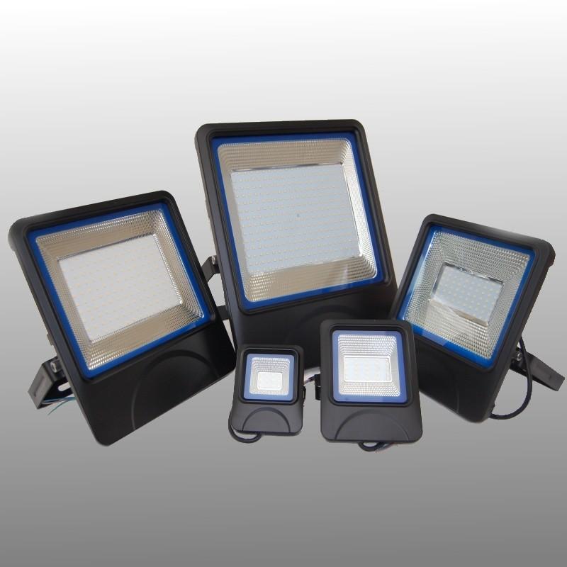 Bouwlamp LED lamp zonder bewegingssensor