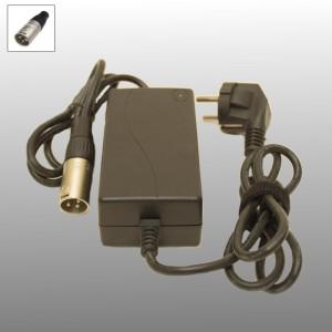 Batterijlader loodaccu 12V 3A XLR plug