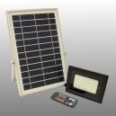 Solar LED buitenlamp 500 lumen 6000K + 3500K