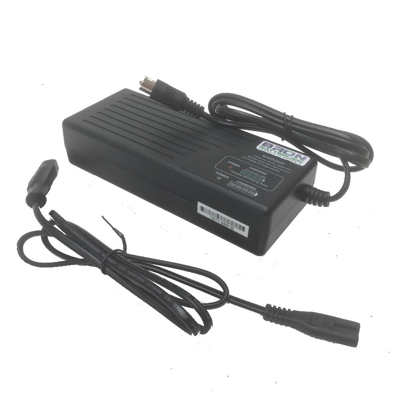 36 volt coax plug Li-ion charger