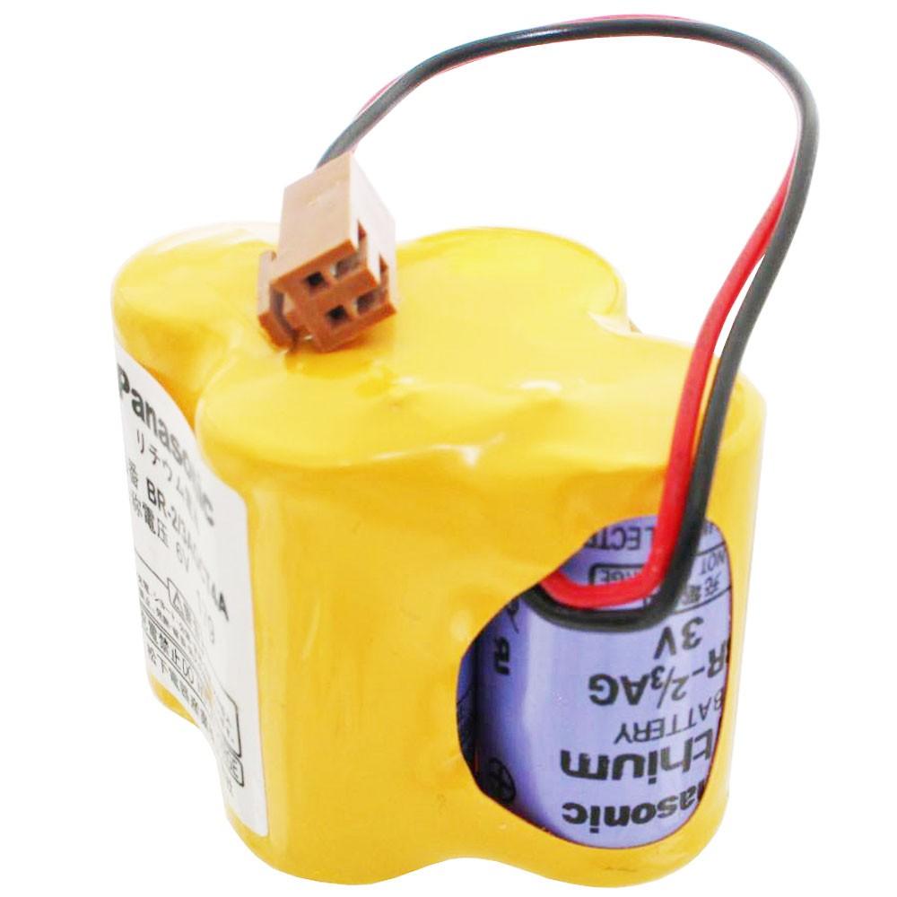 Panasonic Li-ion Batterij BR-2/3AGCT4A