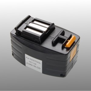 12V 2Ah NiCd battery for Festool