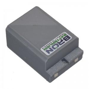 Batterij XXL voor Ikusi BT06K 4.8V 2500mAh NiMH