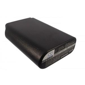 Batterij Motorola Portofoon NTN4538, NTN4594 7.2V 2800mAh NiMH
