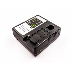 Universal charger Panasonic 7.2V ~ 24V Ni-CD, Ni-MH and Li-ion batteries