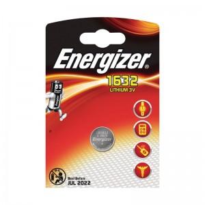 CR1632 Lithium batterij 3V  1-blister