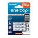 Panasonic eneloop BK-4MCCE/3DE herlaadbare AAA batterij 3-blister