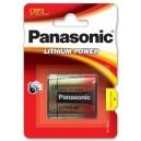 Panasonic Li-ion 6V fotobatterij CR-P2