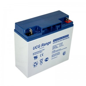 Ultracell cyclic rechargeable lead-acid battery 12V 20Ah