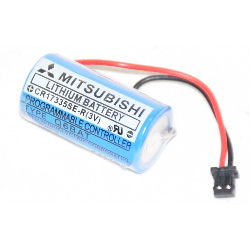 MITSUBISHI PLC batterij CR17335SE-R 3V Li-ion