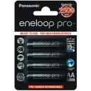 Panasonic eneloop Pro AA batterij 1.2V 2500mAh