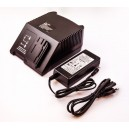 Universal charger for Milwaukee 7.2V ~ 18V Ni-Cd and Ni-MH battery